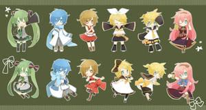 Vocaloid Chibi special
