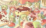 Miku and Teto(Candy)