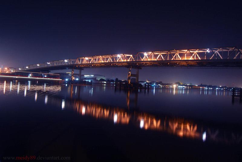 Jembatan Tol Kapuas Pontianak by pontianakdeviant