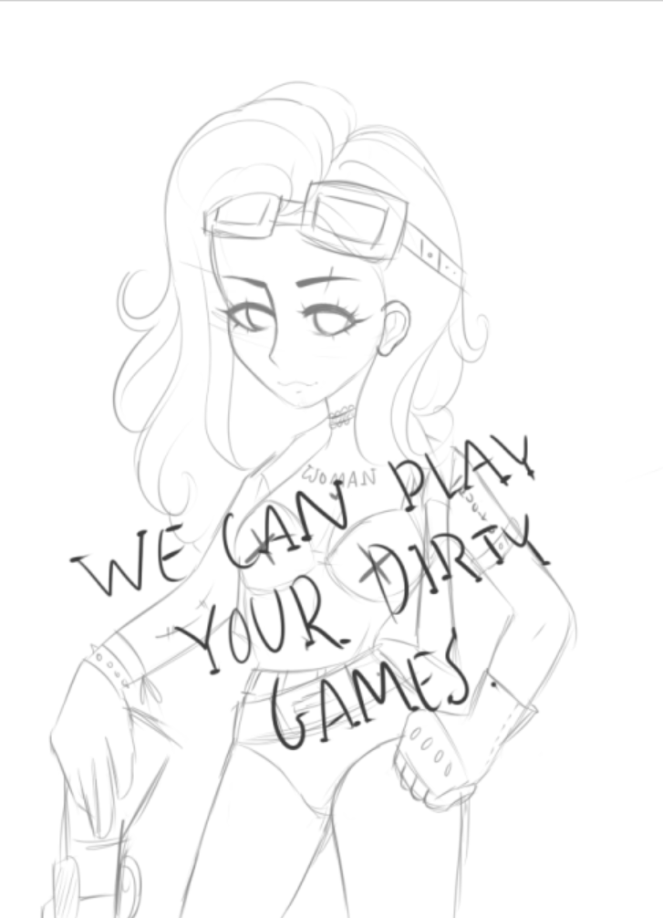 We Can Play Your Dirty Games by city-galaxies