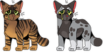 [OPEN 1/2] Cat Adopts by HarmonicPeeps