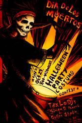 Dia de Los Muertos Poster by Neizen
