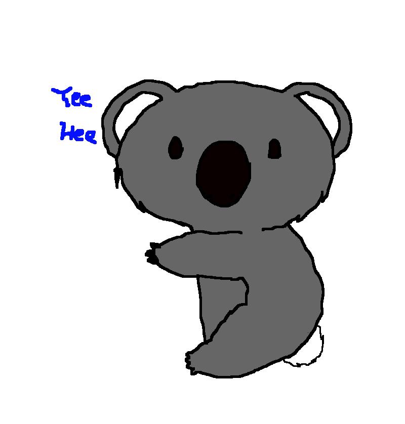 Chibi Koala Bear By Koalathecat On Deviantart
