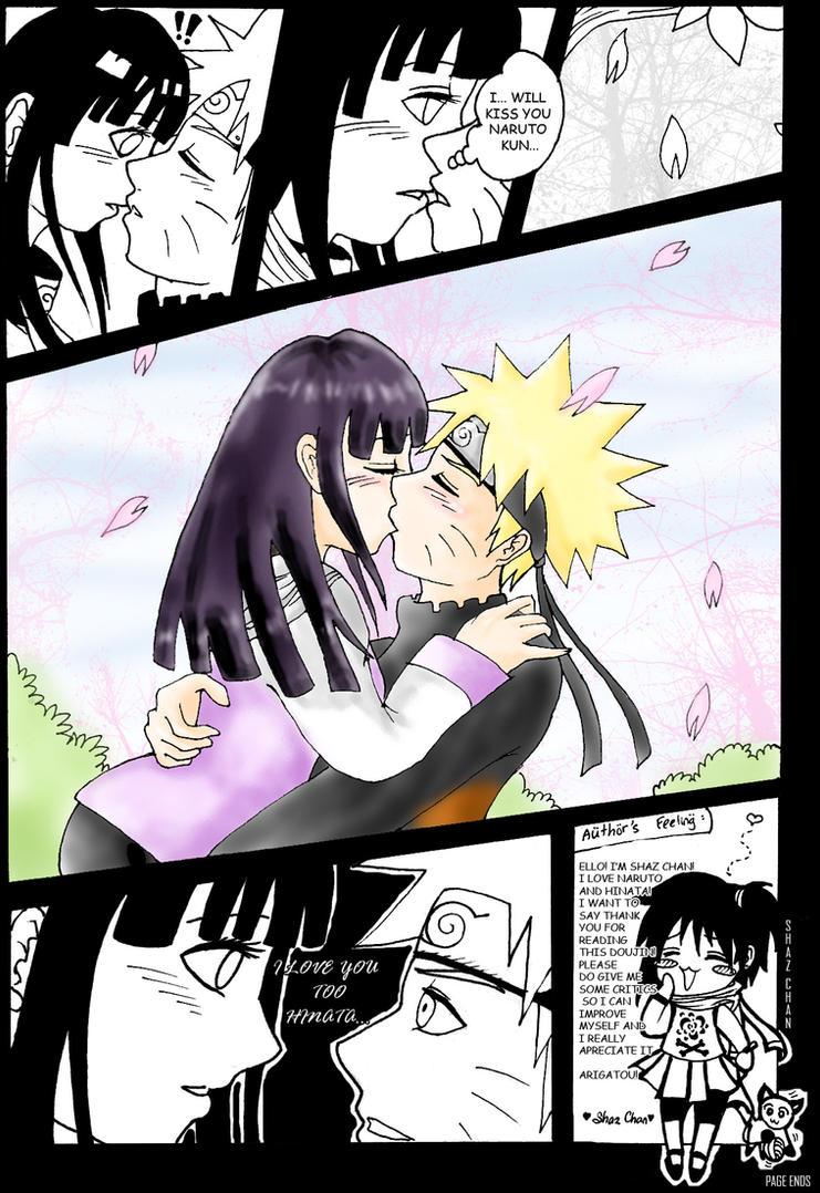 Kiss me Hinata final p...
