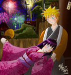 Happy New year naruto kun