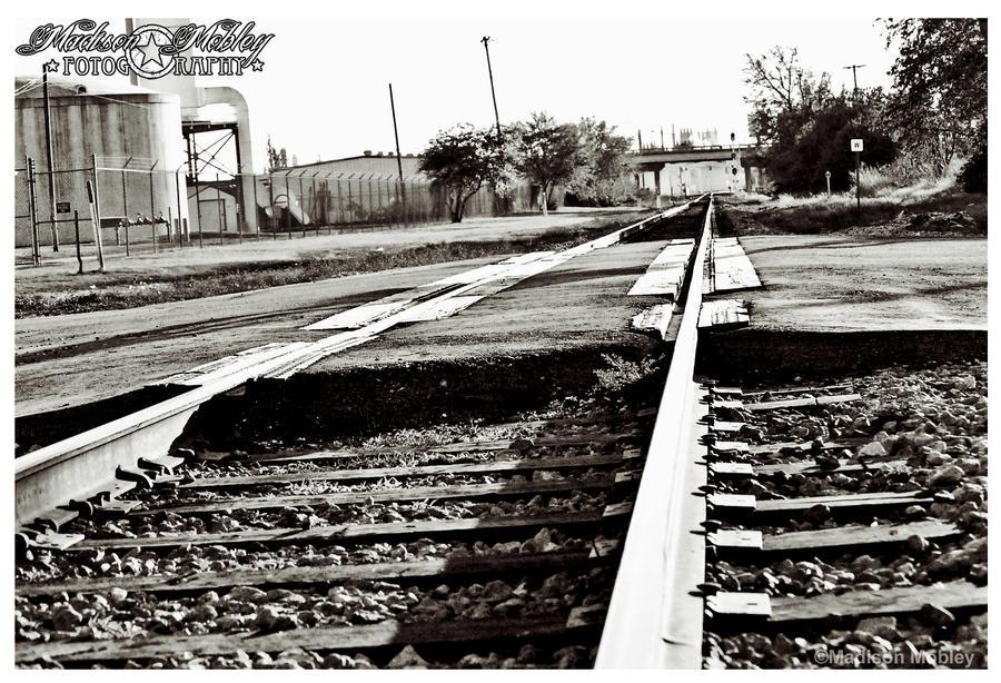 Down the Tracks by Maddiepantz