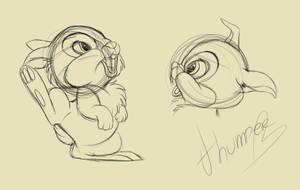 Thumper by Cibibot