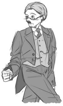 he looks like a lawyer