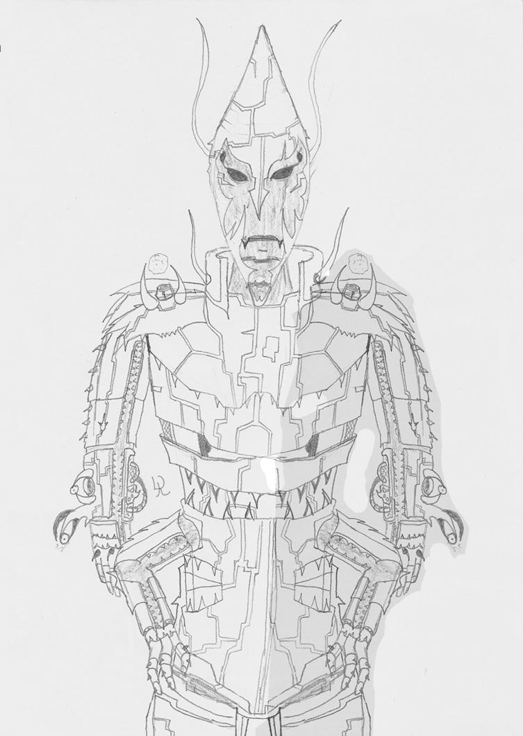 Armour by AlphaAnime