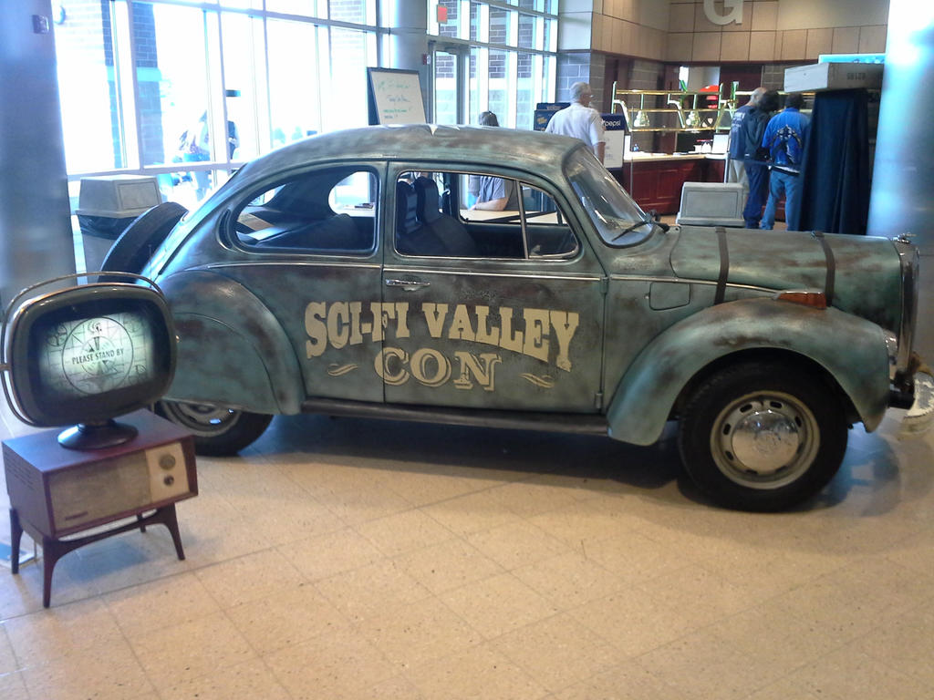 Scifi Valley Con 2015 by AlphaAnime