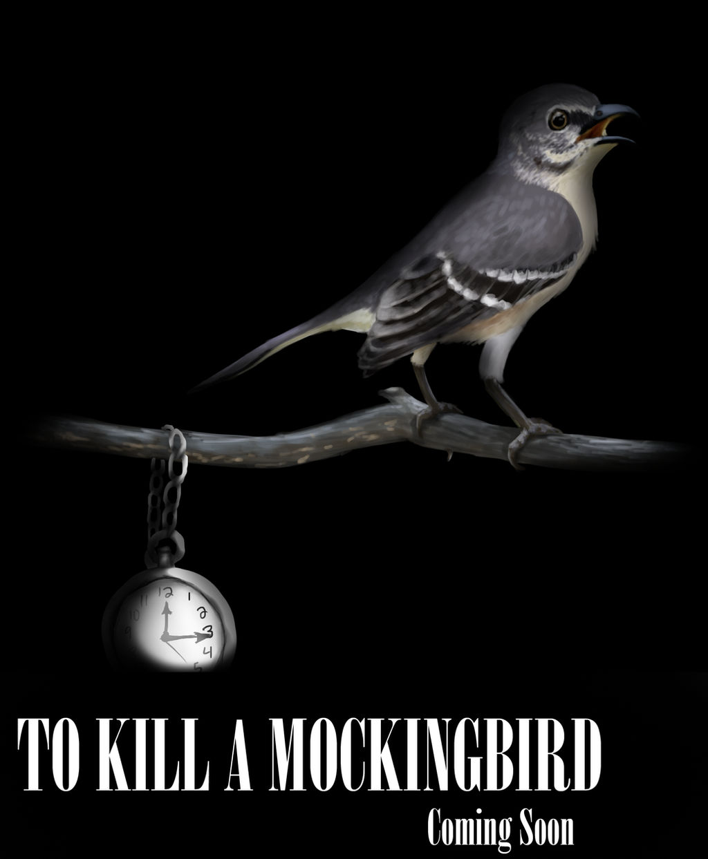 To Kill A Mockingbird Movie Poster Project by Limakilo on DeviantArt