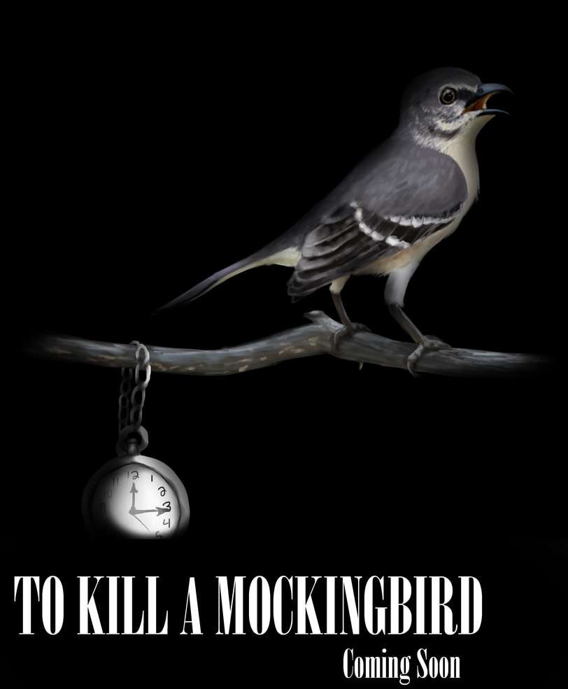 To Kill A Mockingbird Movie Poster Project By Limakilo On