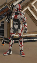 Marin [Halo 4] by IamFile