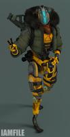 Simulacrum Pilot #6 - Ripley [Titanfall 2]