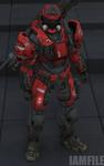 Spartan R022 - File [Halo Reach]