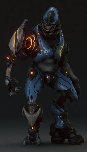 Elite #1 [Halo 4]