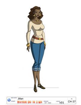 Wolverine::Jillian