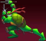 TMNT::Raphael