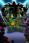 TMNT::Turtles Forever