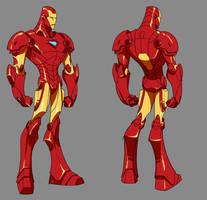 Marvel Minis::Ironman