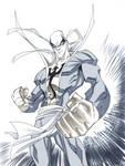 Con Sketch::Iron Fist