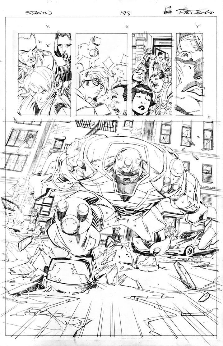 Spawn 198::Page 14 by KharyRandolph