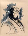 Drink and Draw::Hellboy