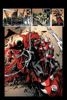 Spawn 198:: Page 16 by KharyRandolph
