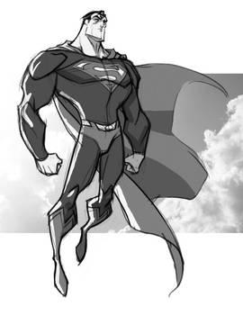 Sketch::Superman