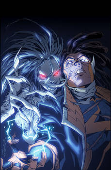 Static Shock 4::Cover