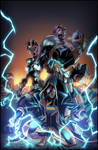 Static Shock 6::Cover