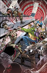Fanboys Vs. Zombies 01::Cover