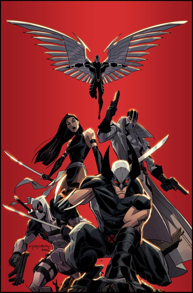 X-Force by KharyRandolph