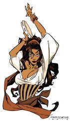 Esmeralda from Hunchback of Notre Dame