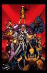 X-Men :: 1991