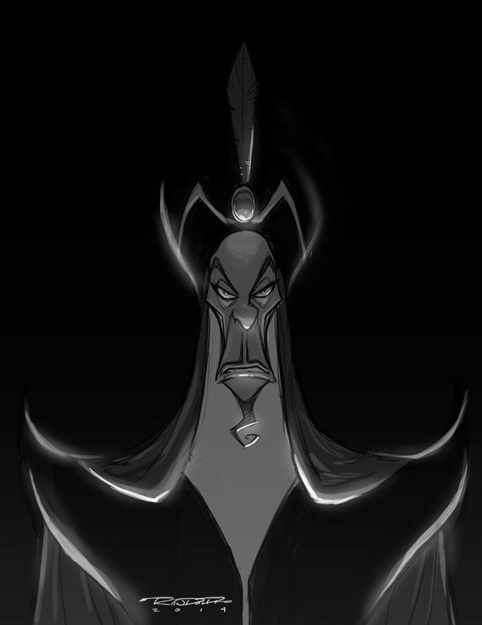 Jafar by KharyRandolph