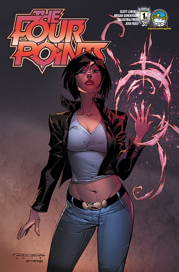 Four Points 1 Cover