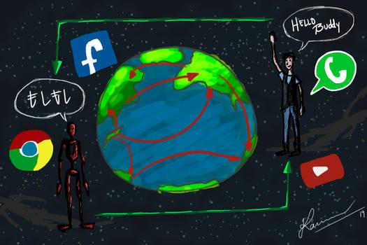 Internet by KarimnC