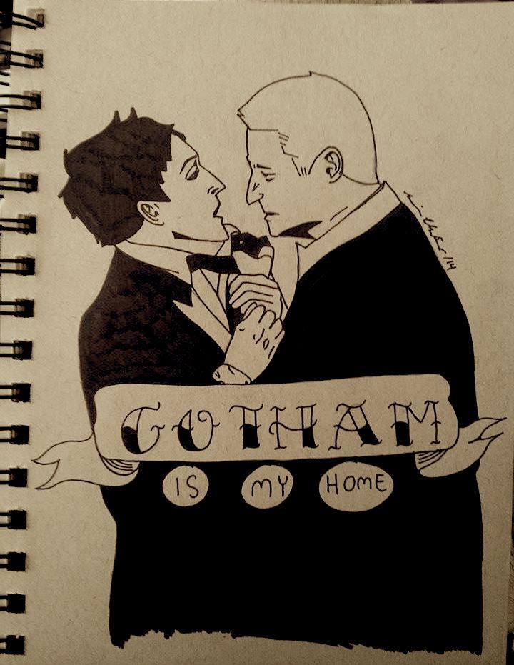 Gotham is my Home by MrsJ