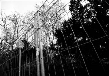 caged playground of freedom by Hboy