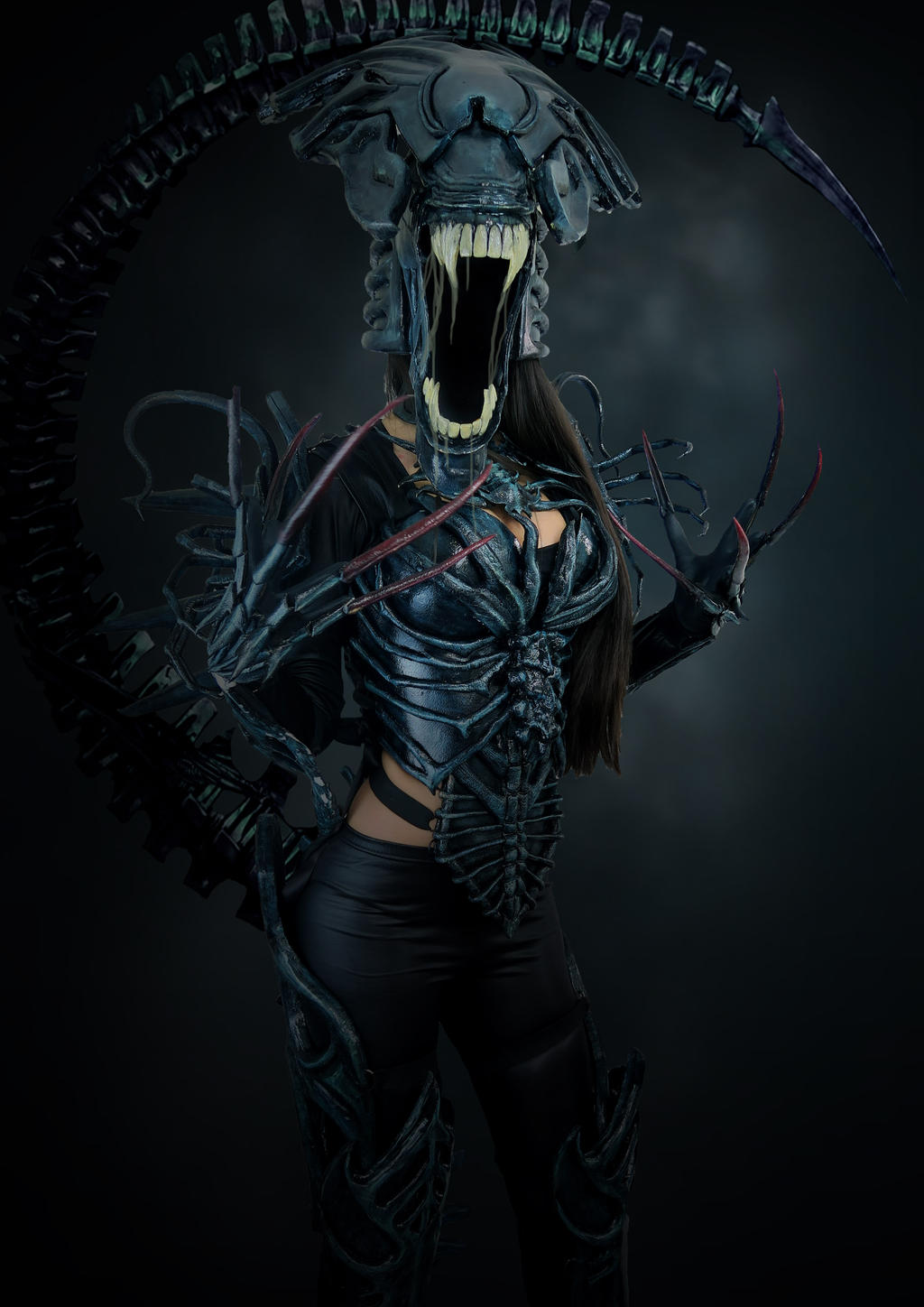 Alien Queen Cosplay by Beaupeep101 on DeviantArt