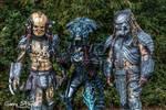 Alien Vs Predator Cosplay