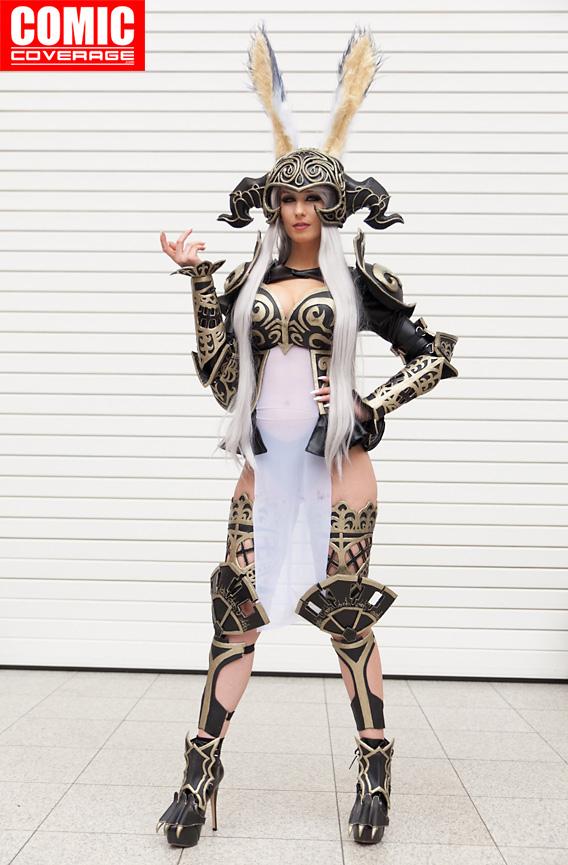 Extrêmement Judge Fran Final Fantasy Cosplay by Beaupeep101 on DeviantArt FQ08