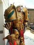 Emperor of Mankind Cosplay Warhammer 40k