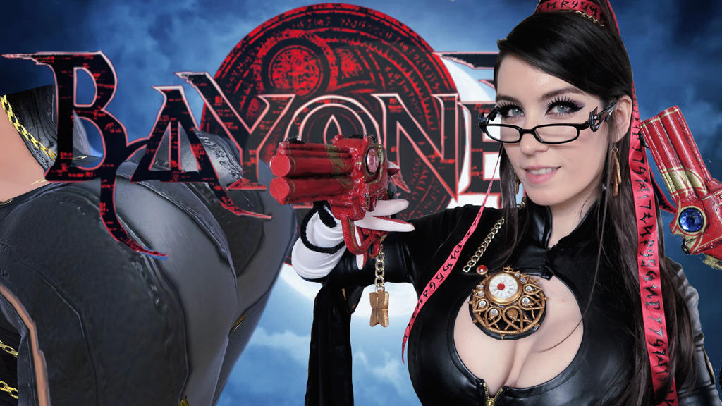 Bayonetta Cosplay Gameplay video is up! by Beaupeep101