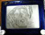 Theo etch a sketch