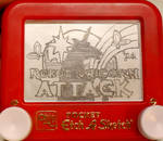 Robot Unicorn Atk. etchasketch