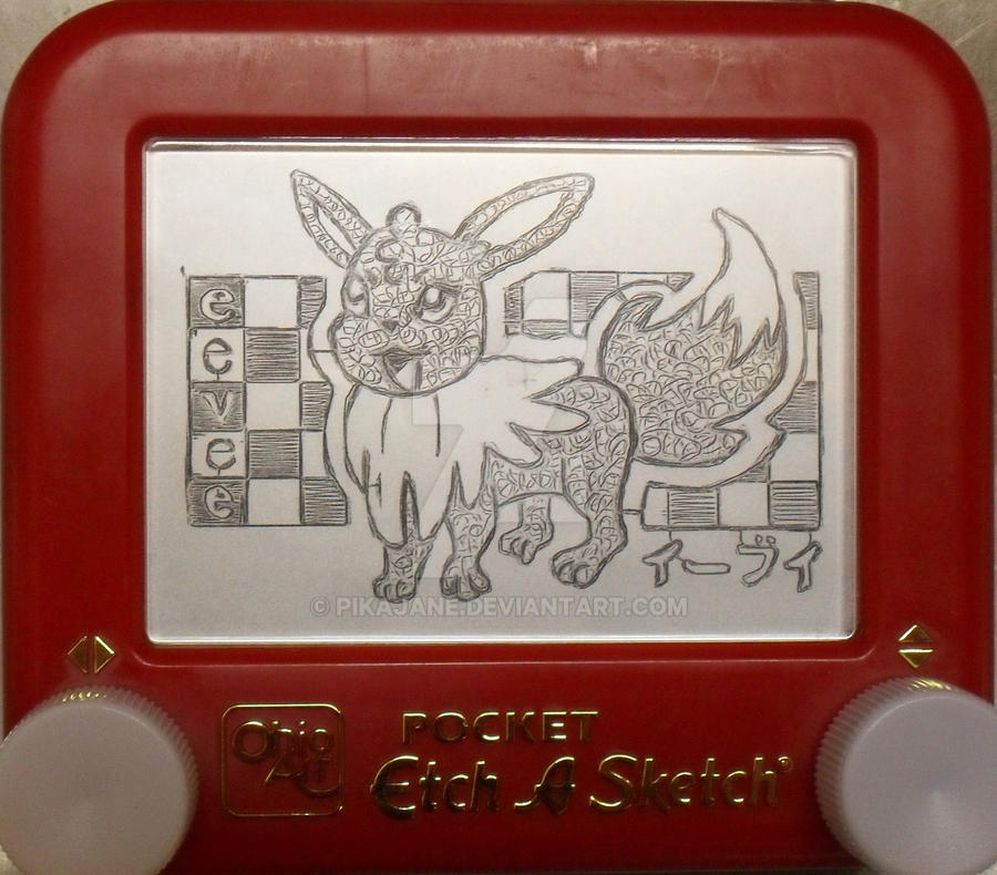 how to fix etch n sketch