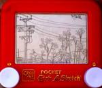 street view etch a sketch