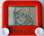Grell etch a sketch